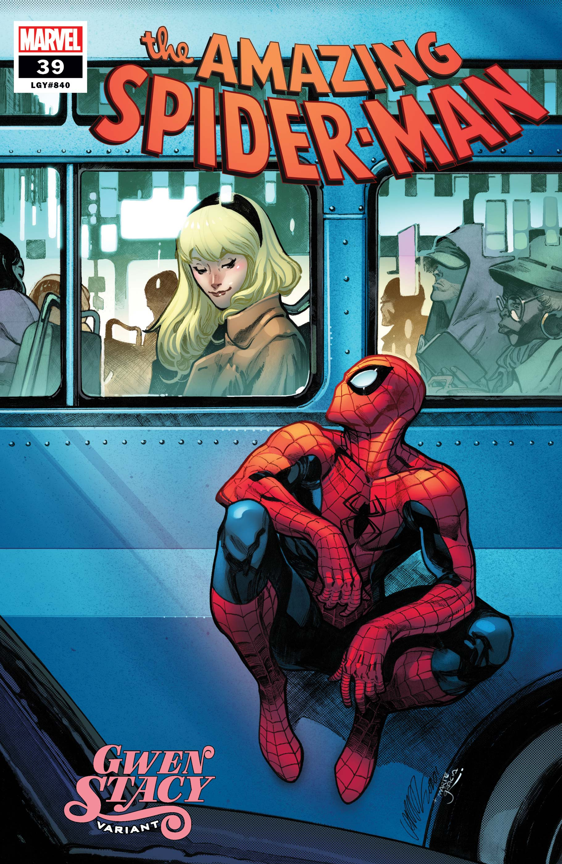 The Amazing Spider-Man (2018) #39 (Variant)