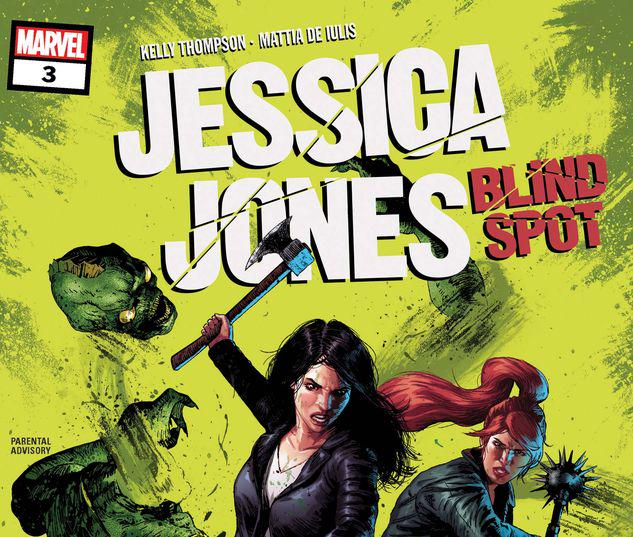 Jessica Jones: Blind Spot #3