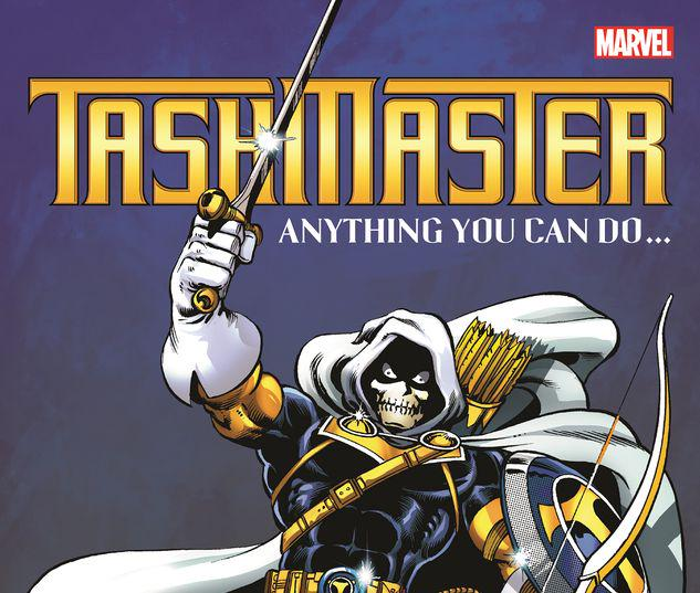 TASKMASTER: ANYTHING YOU CAN DO... TPB #1