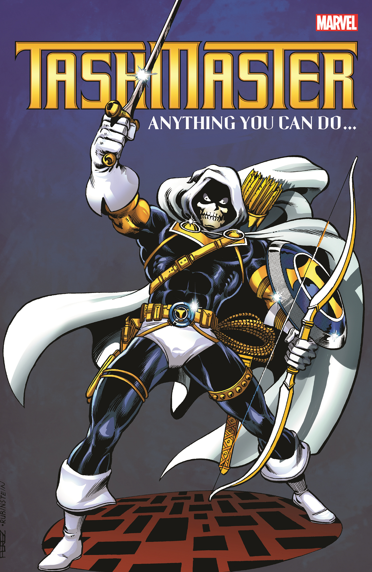 Taskmaster: Anything You Can Do... (Trade Paperback)