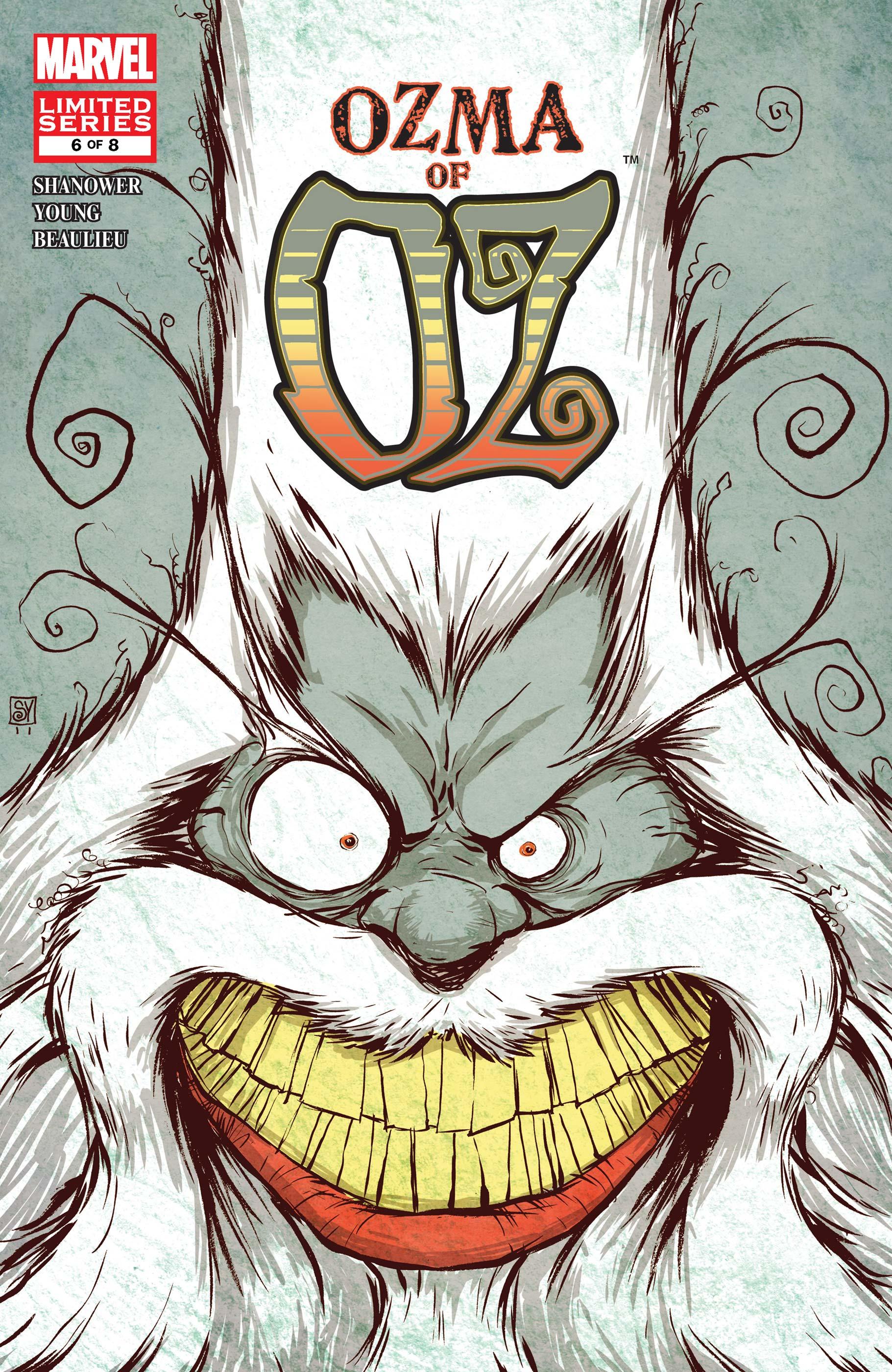 Ozma of Oz (2010) #6