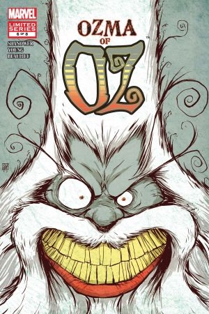 Ozma of Oz #6