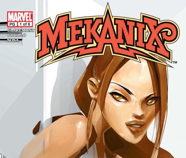 X-Treme X-Men: Mekanix (2001) #1