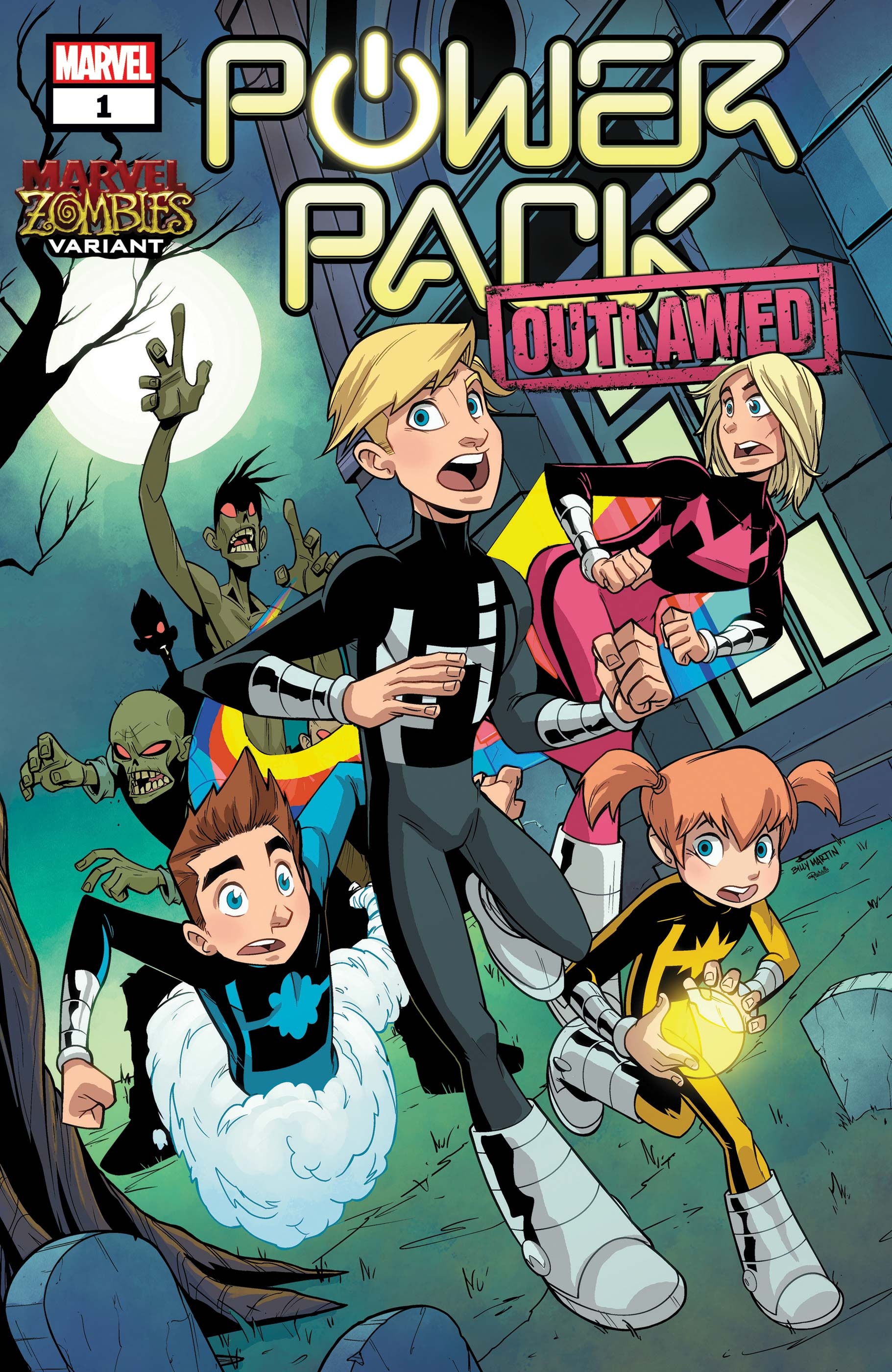Power Pack (2020) #1 (Variant)