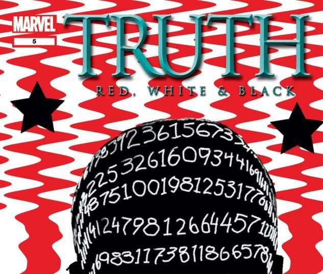 Truth: Red, White & Black (2003) #5