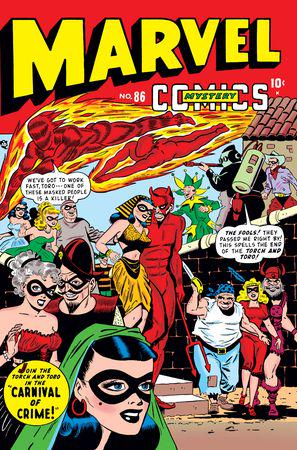 Marvel Mystery Comics #86
