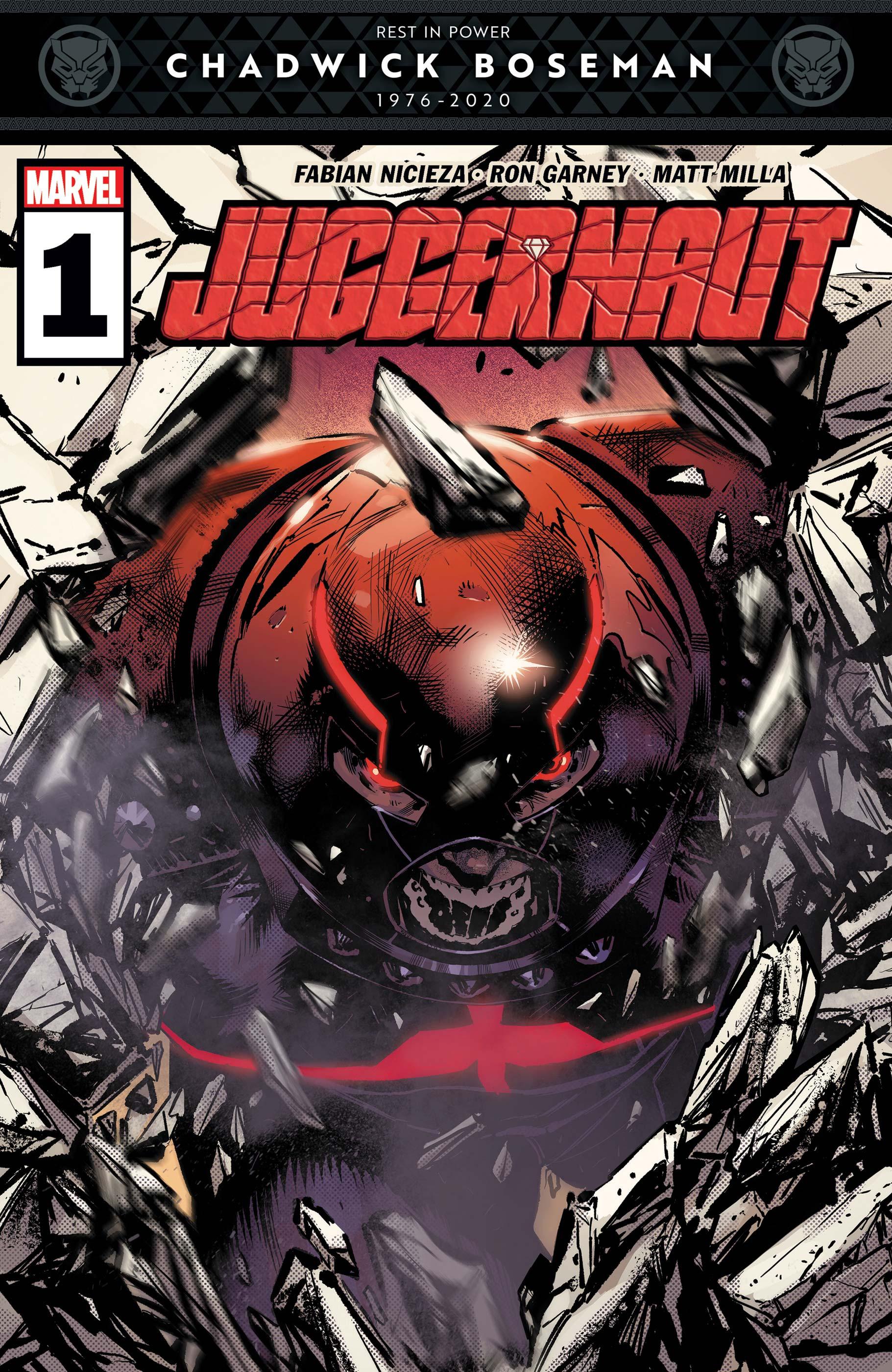 Juggernaut (2020) #1