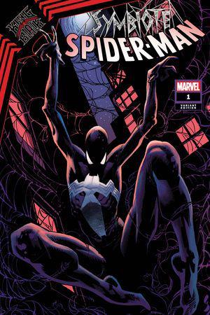 Symbiote Spider-Man: King in Black (2020) #1 (Variant)