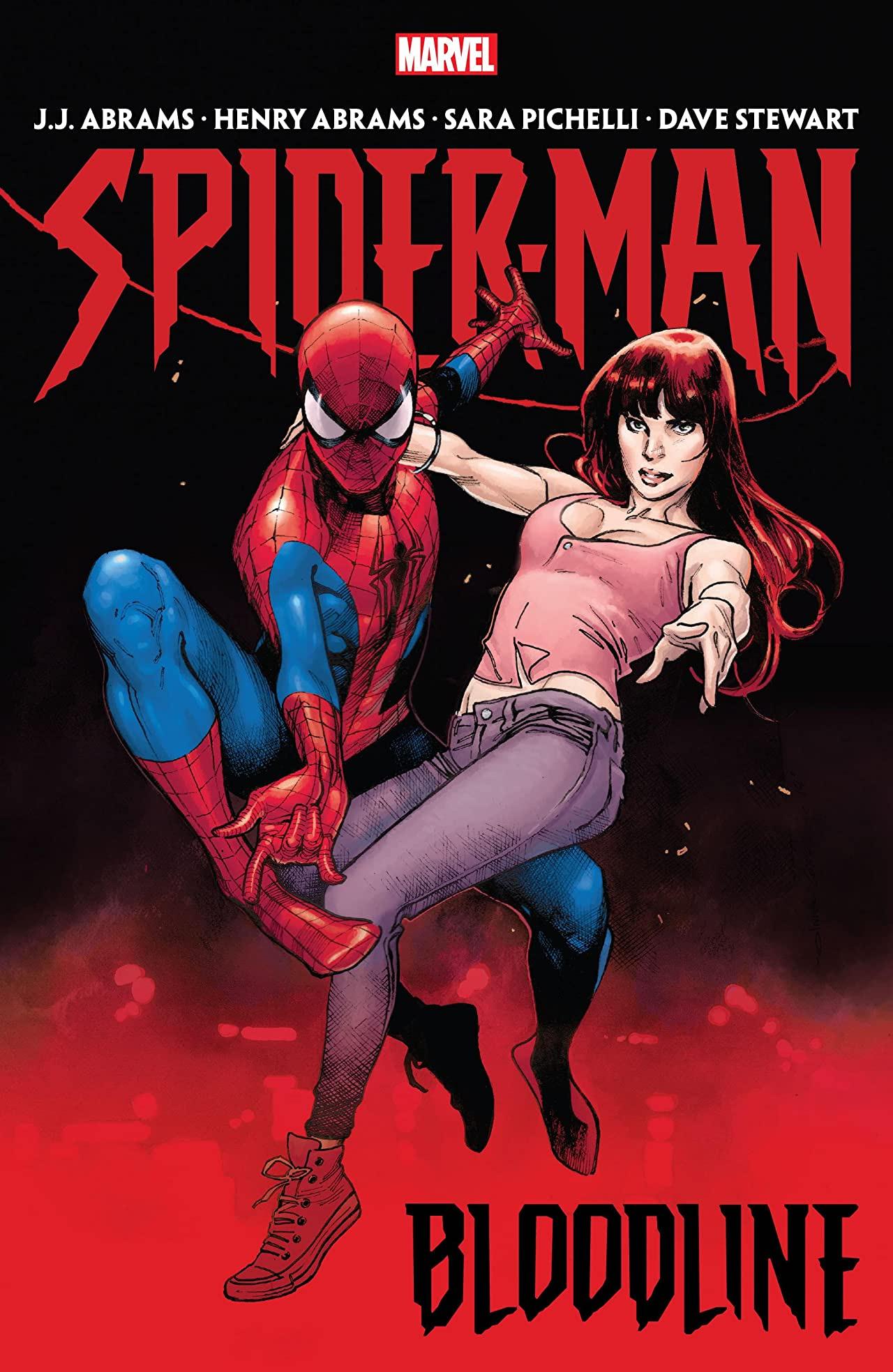 Spider-Man: Bloodline (Trade Paperback)