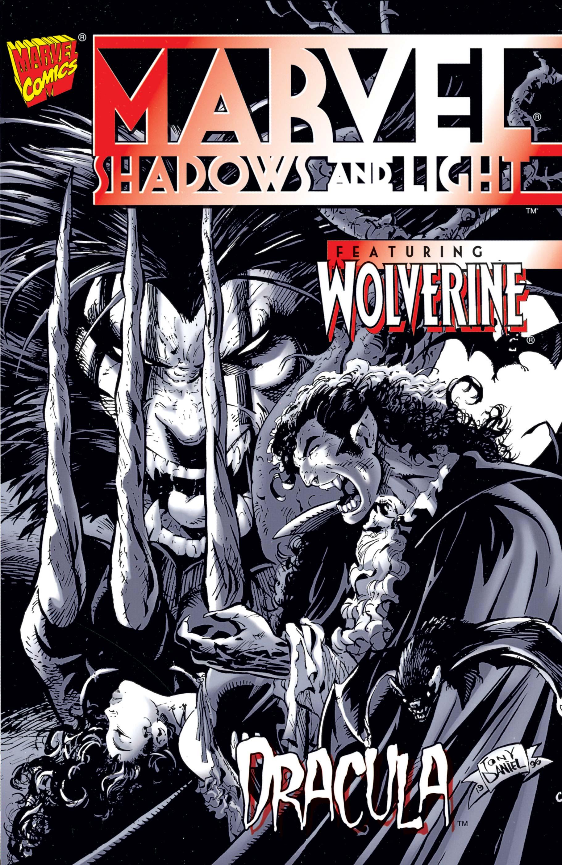 Marvel Shadows and Light (1996) #1