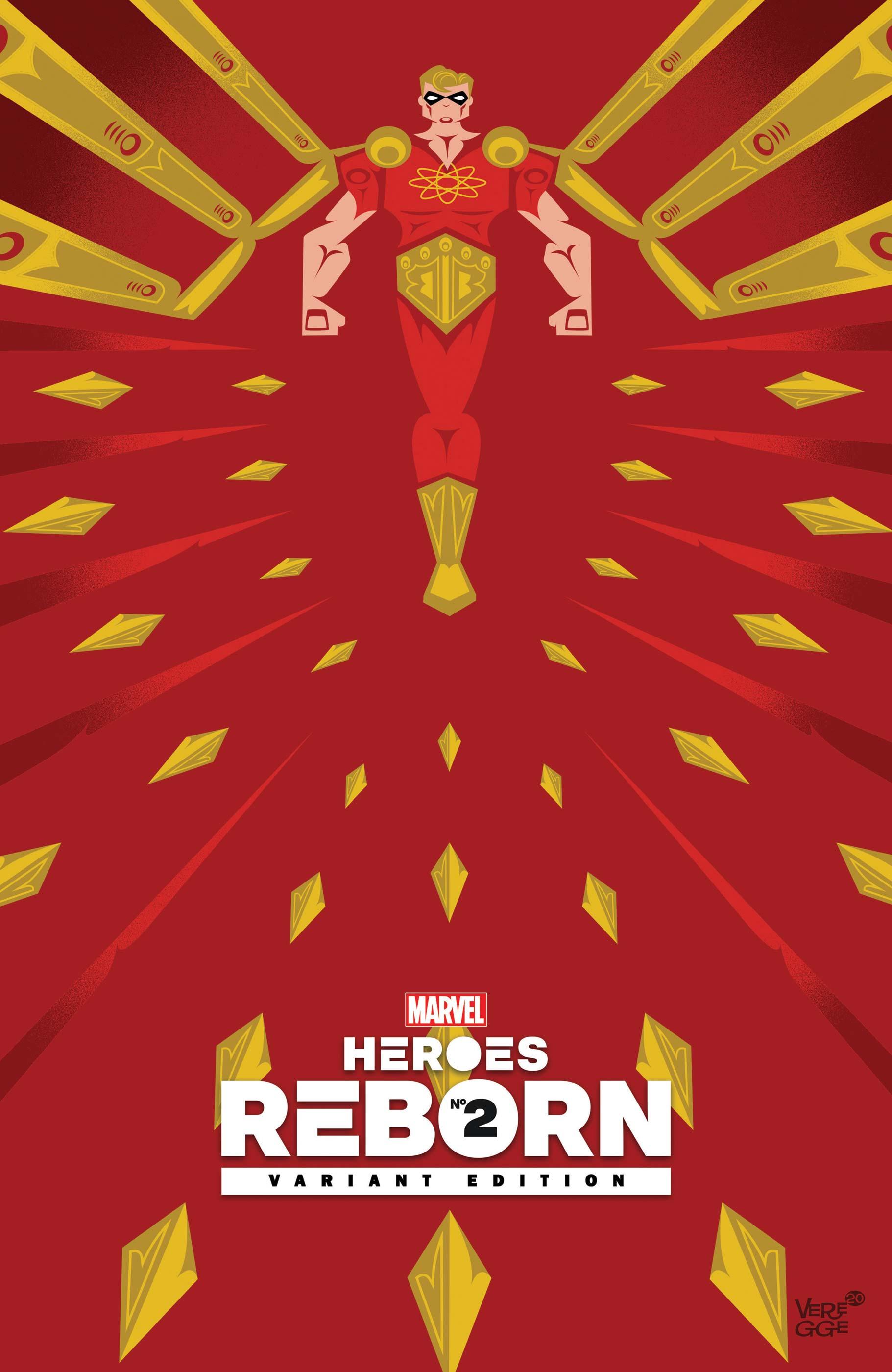 Heroes Reborn (2021) #2 (Variant)