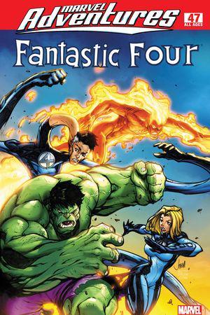 Marvel Adventures Fantastic Four #47