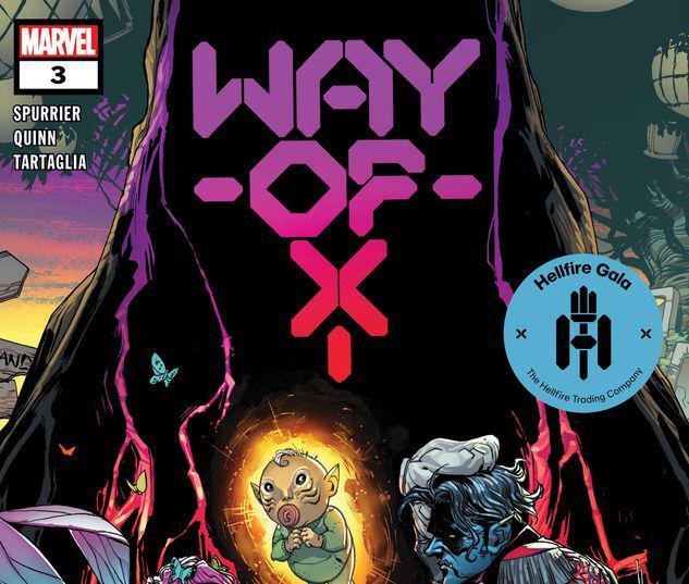 Way of X #3