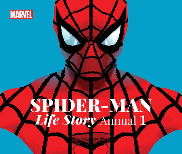 SPIDER-MAN: LIFE STORY ANNUAL 1 #1