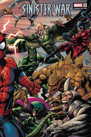 Sinister War (2021) #2 (Variant)