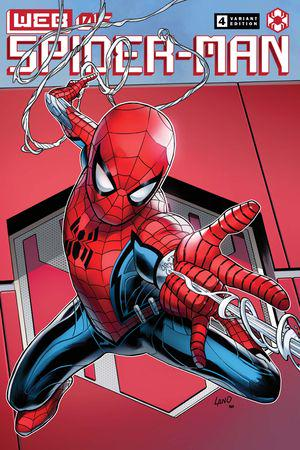 W.E.B. of Spider-Man #4  (Variant)