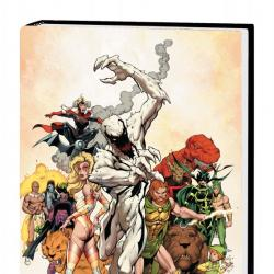 Official Handbook of the Marvel Universe a to Z Vol. 14