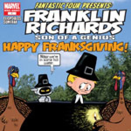 Franklin Richards: Happy Franksgiving! (2006)