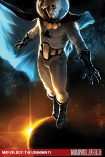 Marvel Boy: The Uranian #1