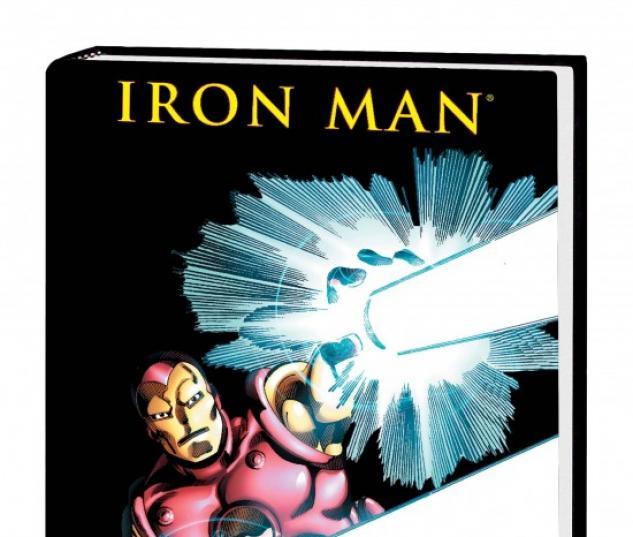 IRON MAN: IRON MONGER PREMIERE HC