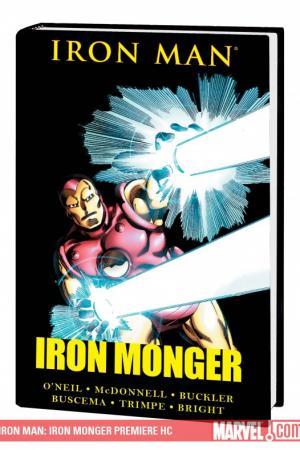 Iron Man: Iron Monger (2010 - Present)