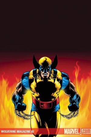 Wolverine Magazine (2009) #2