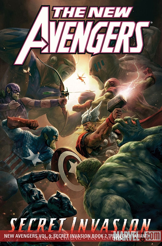 New Avengers Vol. 9: Secret Invasion Book 2 (Trade Paperback)