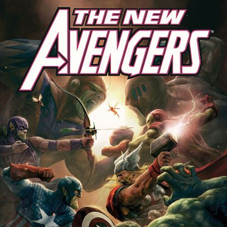 NEW AVENGERS VOL. 9: SECRET INVASION BOOK 2 TPB #0