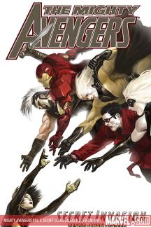 Mighty Avengers Vol. 4: Secret Invasion Book 2 (Trade Paperback)