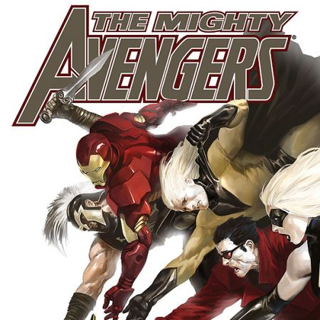 MIGHTY AVENGERS VOL. 4: SECRET INVASION BOOK 2 TPB #0
