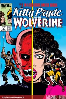 Kitty Pryde and Wolverine (1984) #2