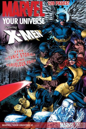Marvel: Your Universe (2009) #1