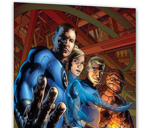 FANTASTIC FOUR: WORLD'S GREATEST #0