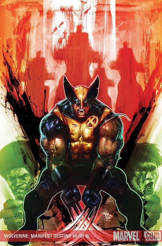 Wolverine: Manifest Destiny (2008) #4