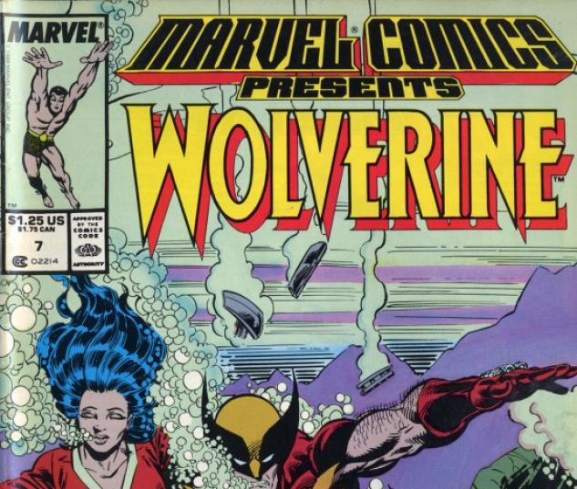 Marvel Comics Presents #7
