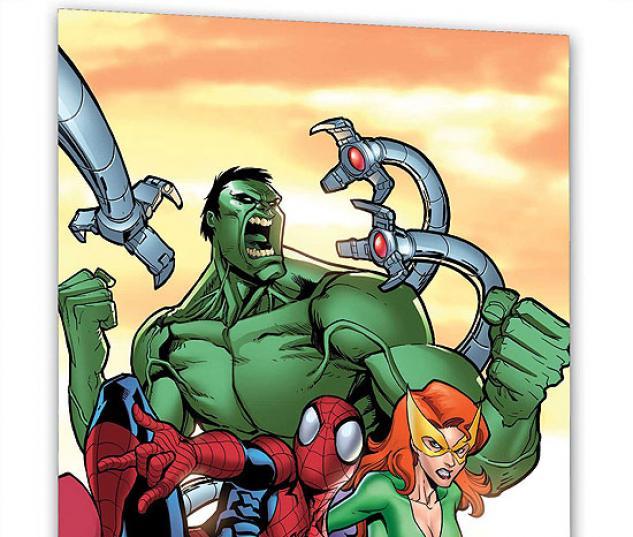 SPIDER-MAN FAMILY: ITSY-BITSY BATTLES #0
