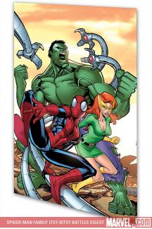 Spider-Man Family: Itsy-Bitsy Battles (Digest)