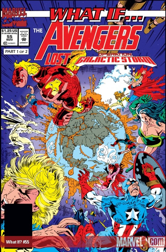 What If? (1989) #55