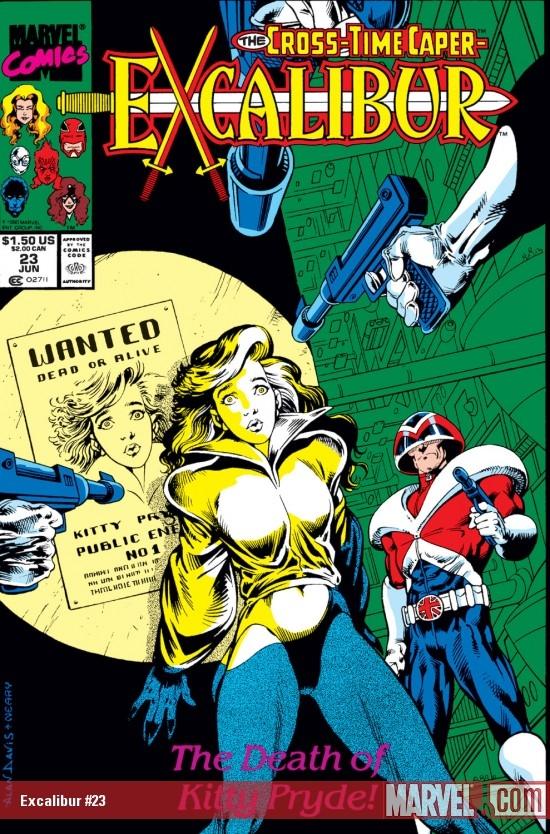 Excalibur (1988) #23