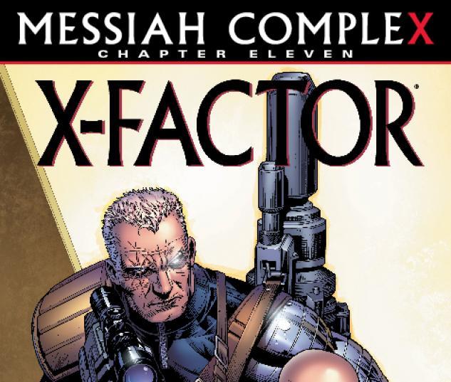 X-FACTOR  #27