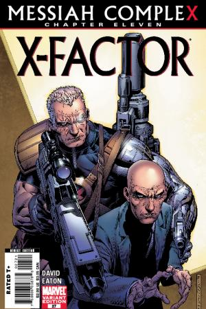 X-Factor (2005) #27 (VARIANT)