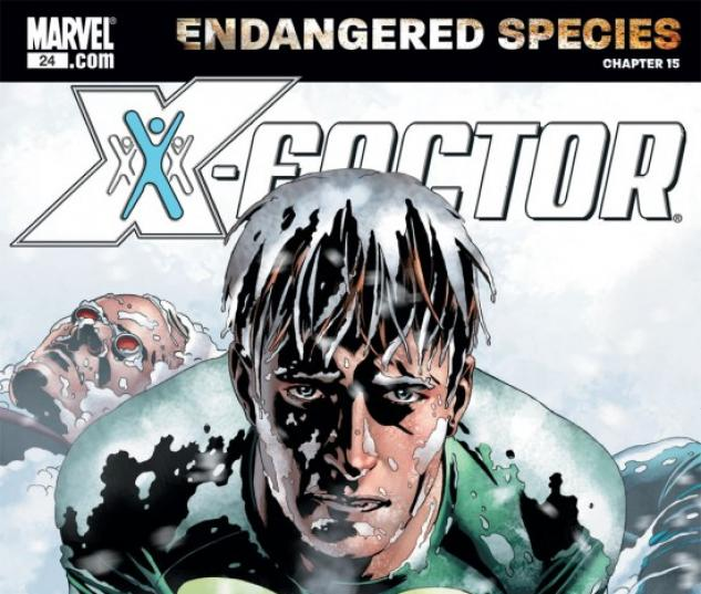 X-MEN: ENDANGERED SPECIES BACK-UP STORY #15