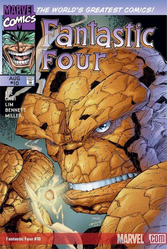 Fantastic Four (1996) #10