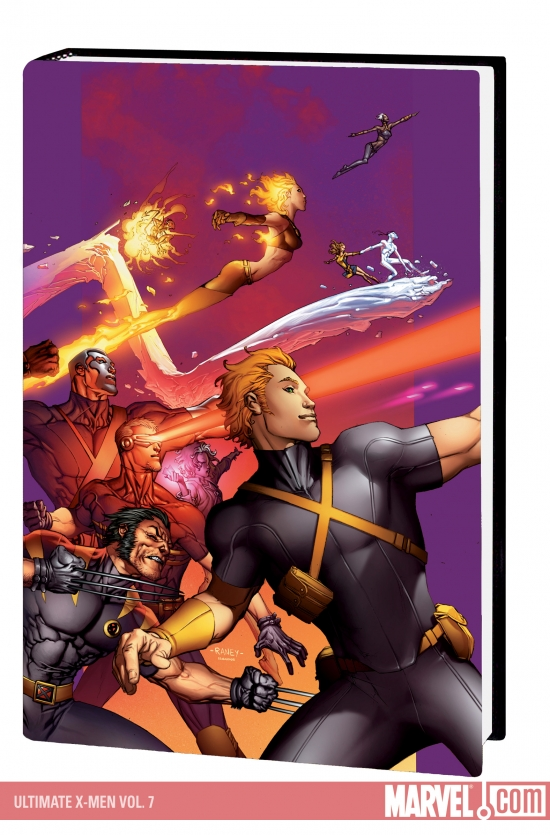 ULTIMATE X-MEN VOL. 7 HC (Hardcover)