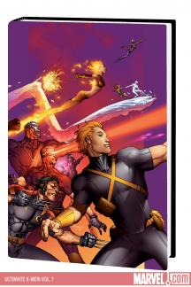 Ultimate X-Men Vol. 7 (Hardcover)