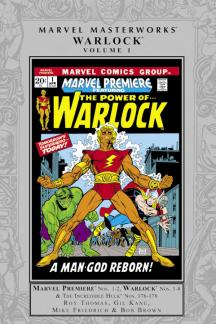 Marvel Masterworks: Warlock Vol. 1 (Hardcover)