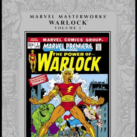 MARVEL MASTERWORKS: WARLOCK VOL. 1 #0