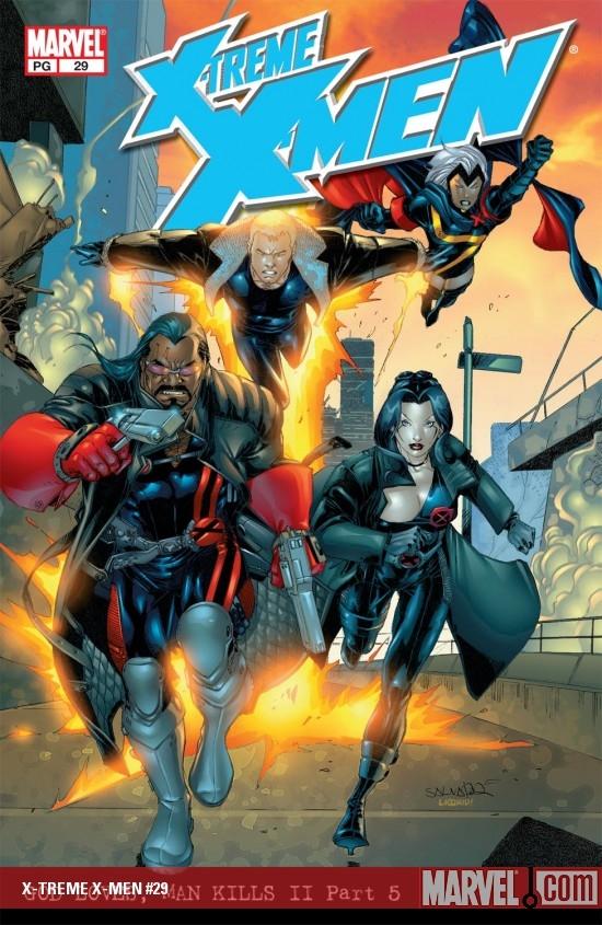X-Treme X-Men (2001) #29