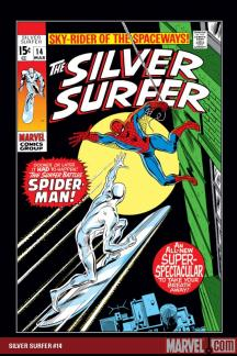 Silver Surfer (1968) #14