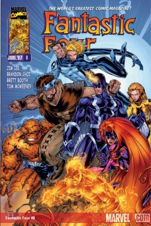 Fantastic Four (1996) #8